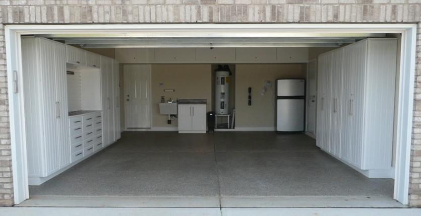 Garage Organizer Cabinetskennedy Enterprisemooresville Nc